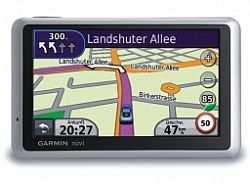 Nawigacja GPS Garmin Nuvi 1350T