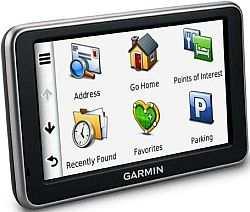 Nawigacja GPS Garmin Nuvi 2350