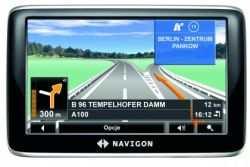 Nawigacja GPS Navigon 4310 max