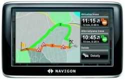 Nawigacja GPS Navigon 4350