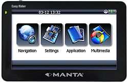 Manta Easy Rider 460