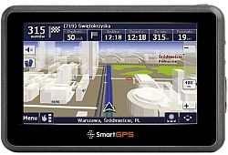 Nawigacja GPS SmartGPS SG650