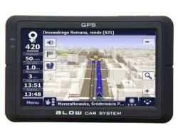 Nawigacja GPS Blow GPS43VBT