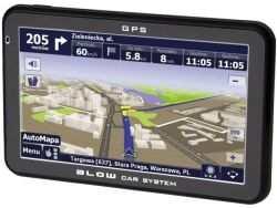 Nawigacja GPS Blow GPS50YBT