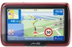 Nawigacja GPS Mio Moov M400