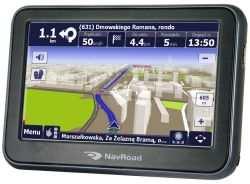 Nawigacja GPS NavRoad NR460