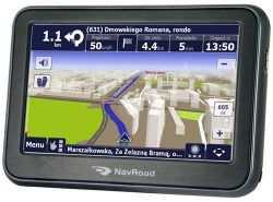 Nawigacja GPS NavRoad NR460BT