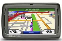 Nawigacja GPS Garmin Nuvi 860