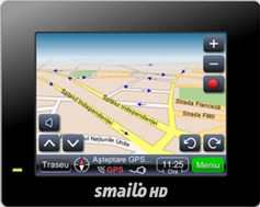 Nawigacja GPS Smailo HD 3.5