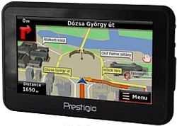 Nawigacja GPS Prestigio GeoVision 3120