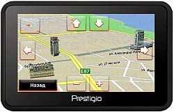 Nawigacja GPS Prestigio GeoVision 4120