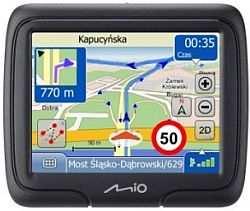 Nawigacja GPS Mio Moov M300