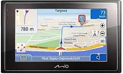 Nawigacja GPS Mio Moov 370