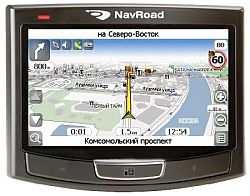 Nawigacja GPS NavRoad NR410