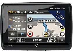 Nawigacja GPS Medion GoPal P4440