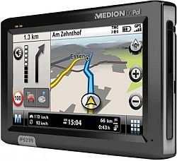 Nawigacja GPS Medion GoPal P5235