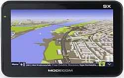 Nawigacja GPS Modecom Freeway SX