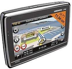 Nawigacja GPS Medion GoPal X4545