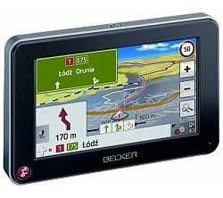 Nawigacja GPS Becker Traffic Assist Z116