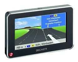 Nawigacja GPS Becker Traffic Assist Z215