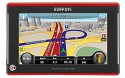 Nawigacja GPS Becker Traffic Assist PRO Z250