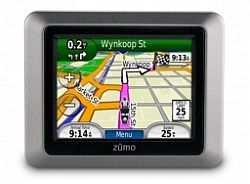 Nawigacja GPS Garmin Zumo 220